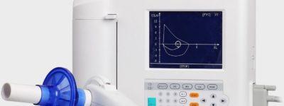 Spirometry-Polysomnography